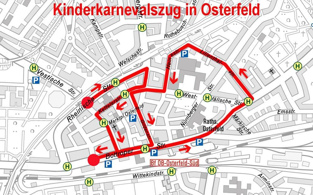 Wetter In Oberhausen Osterfeld